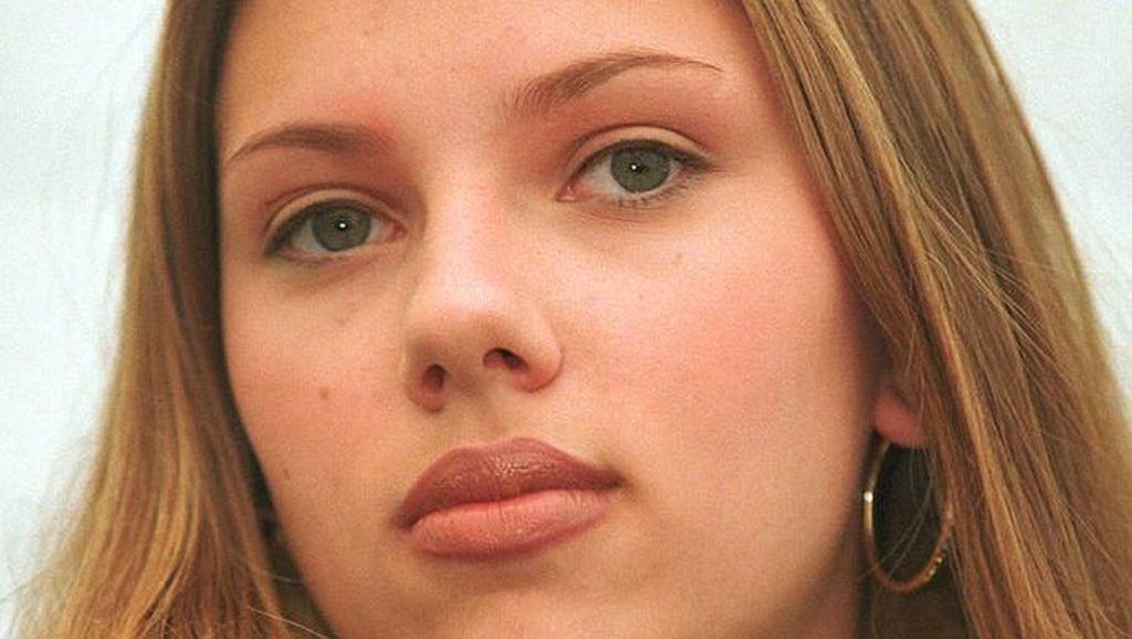 Potret Scarlett Johansson saat Usia 17 Tahun, Sudah Cantik dari Remaja