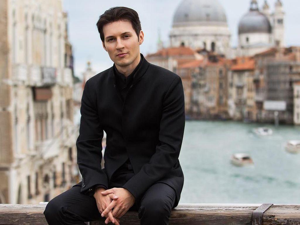 5 Fakta Pavel Durov, Pendiri Telegram Pembenci WhatsApp