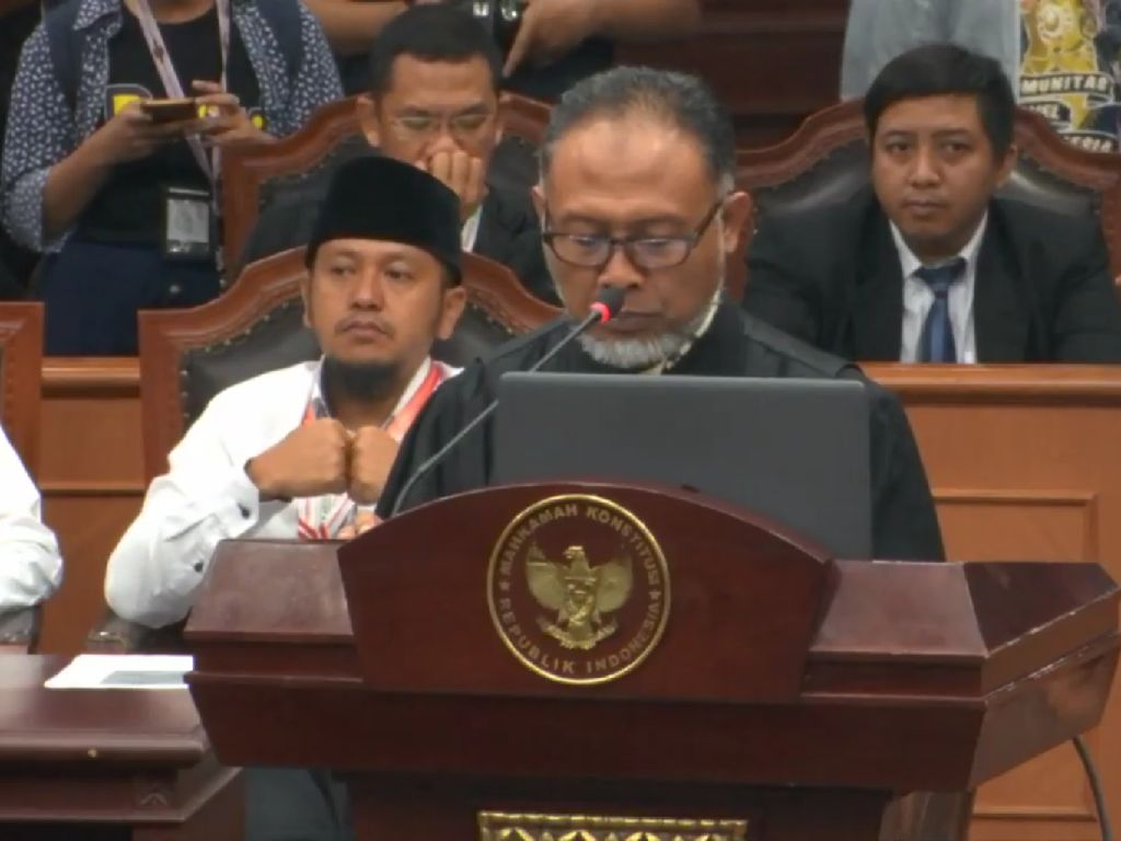 Saksi Prabowo Tak Cek Dugaan DPT Invalid, BW: Itu Tugas KPU!