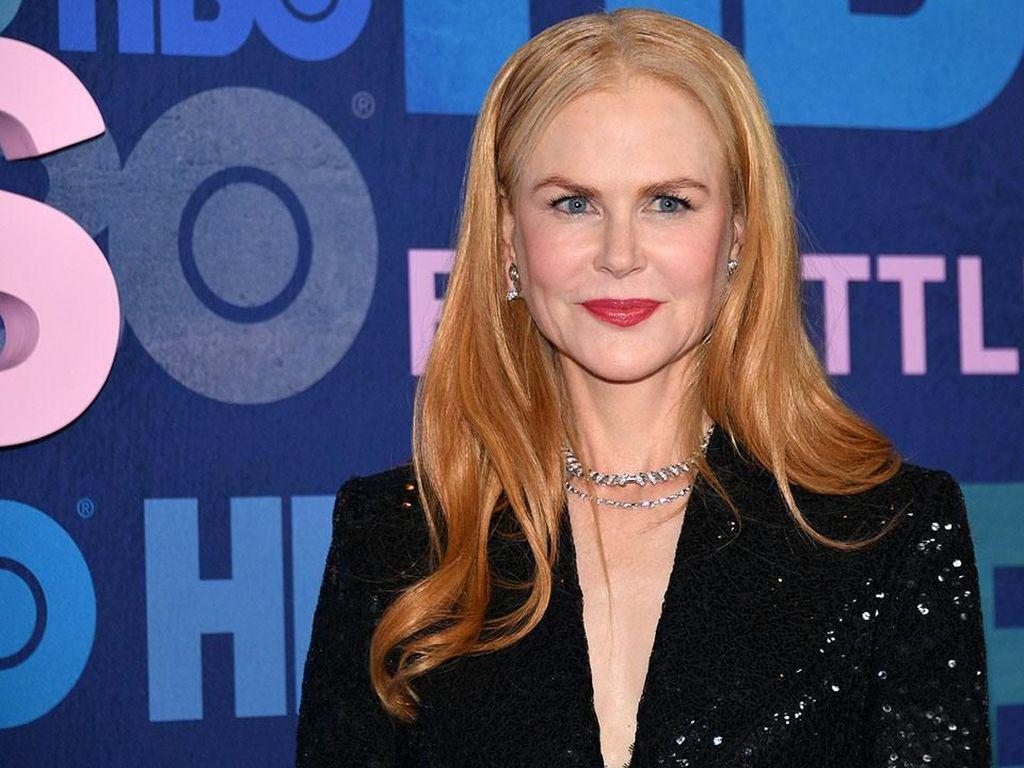 Aktris Nicole Kidman Akhirnya Berhenti Makan Semut Karena Rasanya Tak Enak
