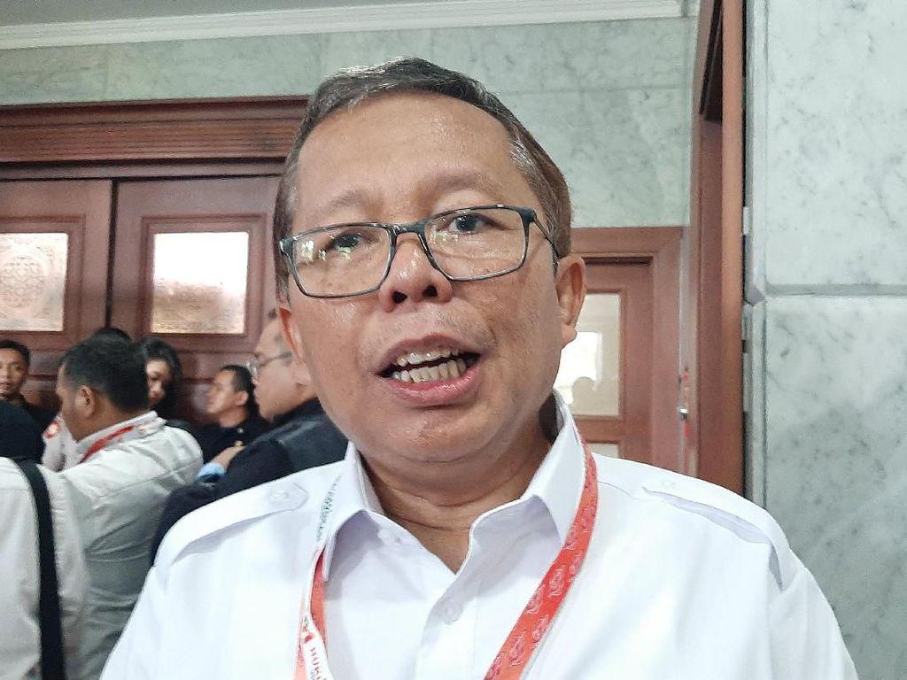 Cerita Arsul Sani soal Jokowi yang Khawatir PPP Tak Lolos ke DPR