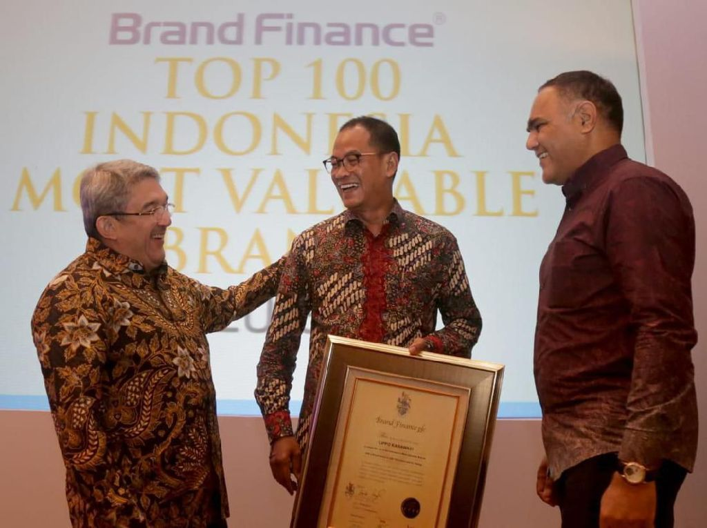 Indonesias Top 100 Most Valuable Brands