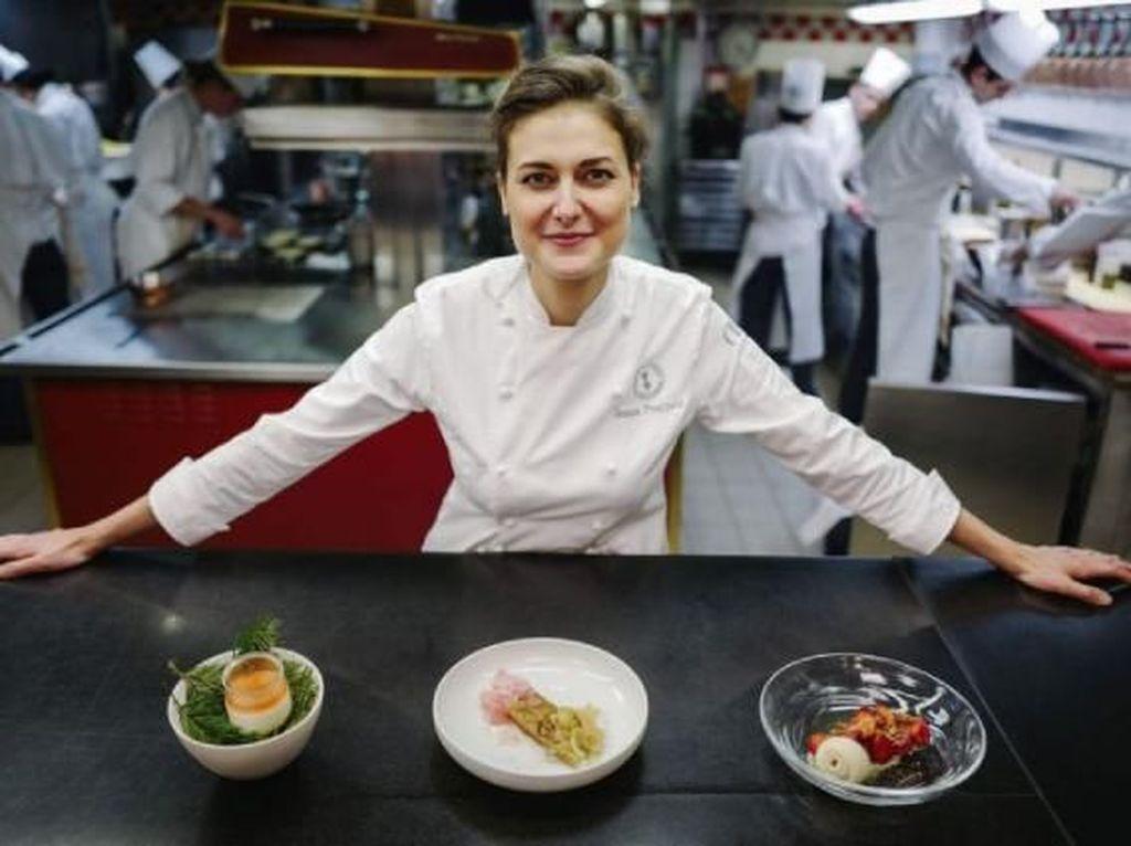 Jessica Prealpato, Wanita Pertama yang Dinobatkan Jadi Pastry Chef Terbaik Dunia