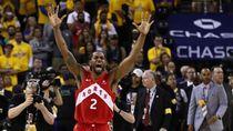 Kawhi Leonard Rebut MVP Final NBA 2019