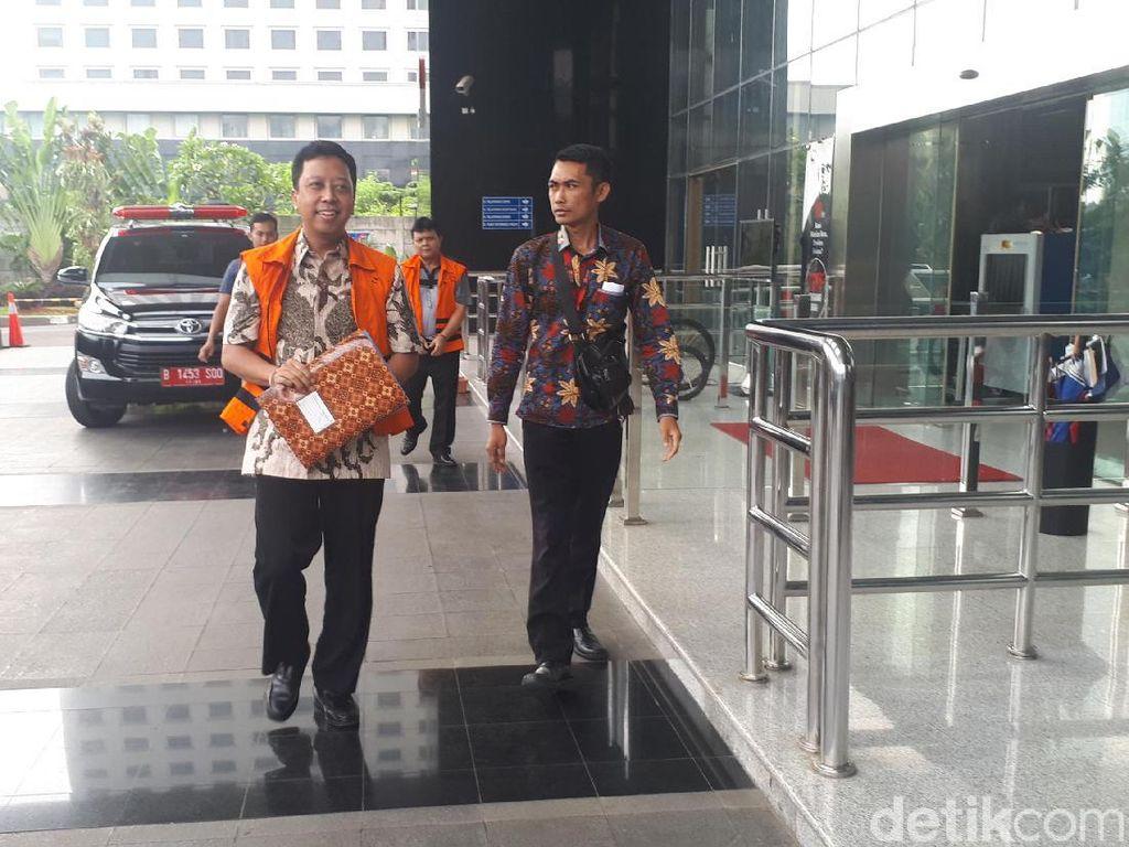 Kembali Diperiksa KPK, Rommy Singgung Sidang Gugatan Prabowo di MK