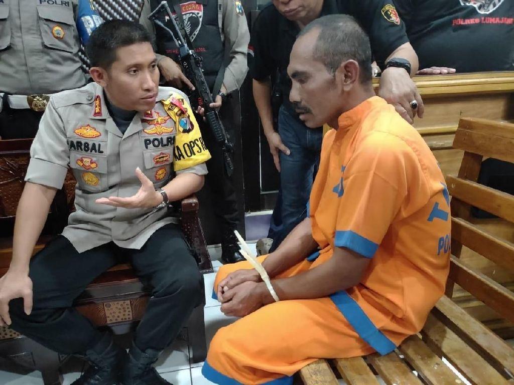 Suami yang Gadaikan Istri Rp 250 Juta Ternyata Bunuh Kerabat Sendiri