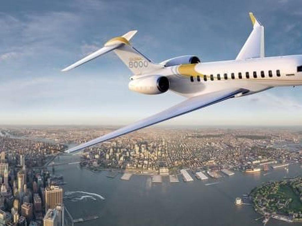 Kejutan dari Dalam Pabrik Jet Pribadi Bombardier
