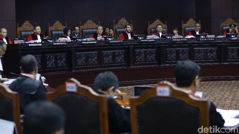 Poin-poin Gugatan Prabowo di Sidang MK Sejauh Ini