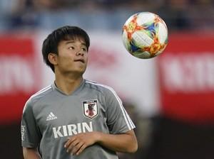 Takefusa Kubo Jadikan Real Madrid Klub 5 Benua