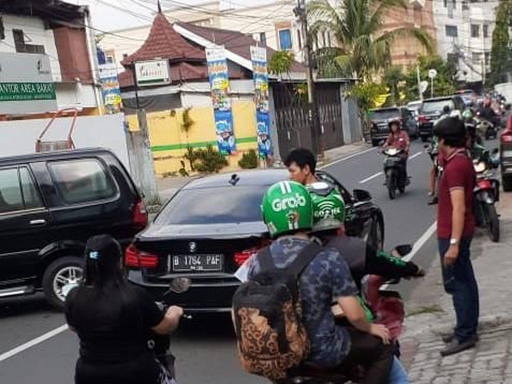 Pemobil Koboi yang Todong Pistol Diciduk Polisi di Pecenongan