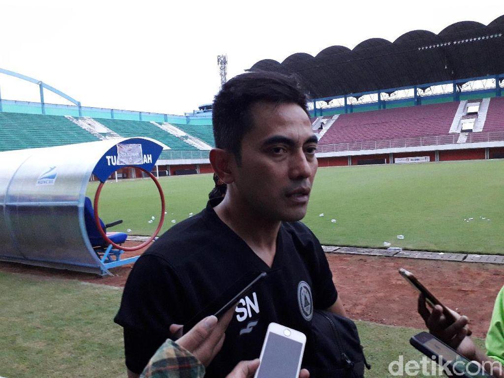 Misi PSS Sleman Curi Poin dari Kandang Bhayangkara FC