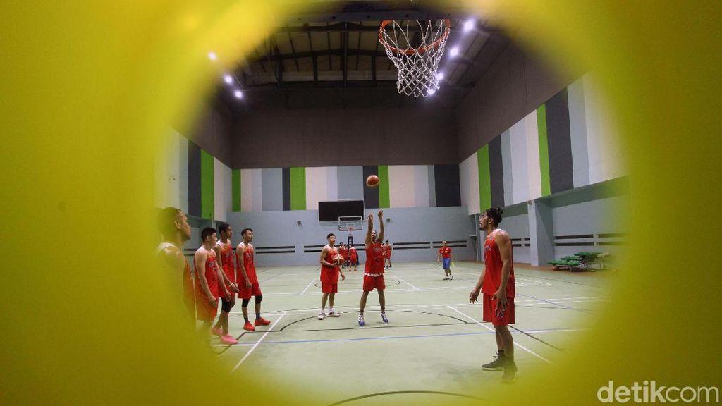 Timnas Basket Matangkan Diri Hadapi SEA Games