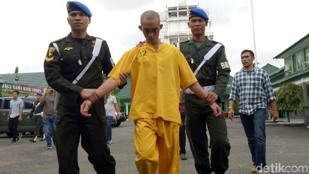Prada Deri Pelaku Mutilasi Fera Oktaria Berhasil Ditangkap