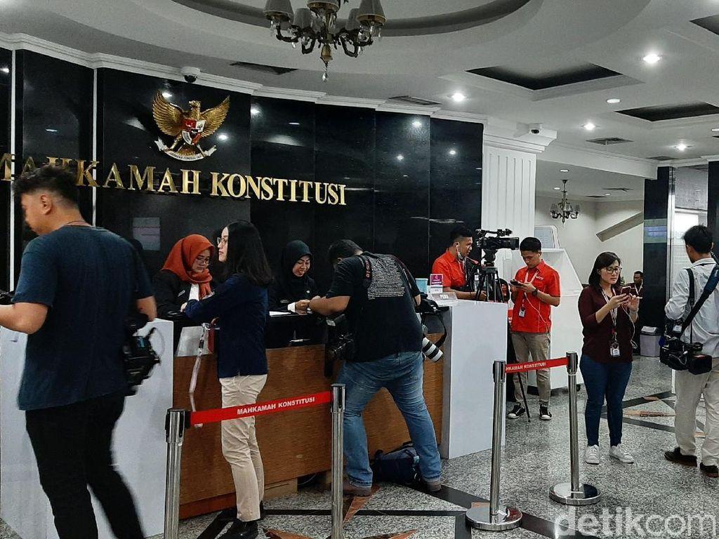 Sidang Sengketa Pilpres, Pengamanan di Gedung MK Diperketat