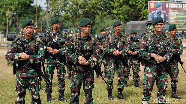 6 Ribu Lebih Pasukan Pemukul Reaksi Cepat Tunggu Perintah
