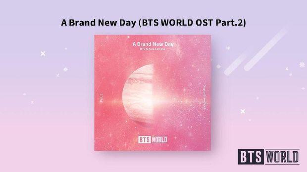 A Brand New Day - BTS V & J-Hope ft. Zara Larsson