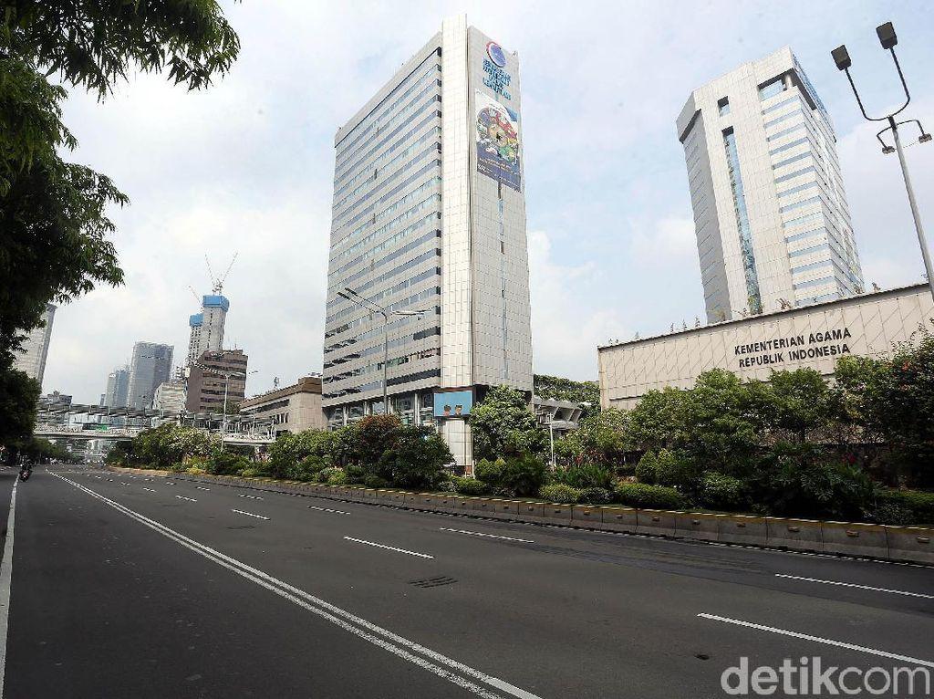 MRT Fase II Dibangun, Tugu Jam Thamrin Bakal Direlokasi