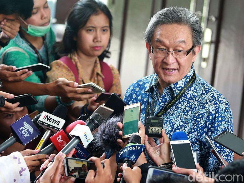 Syafruddin Dilepas MA, Pengacara Sjamsul Nursalim: Perkara Harus Dihentikan