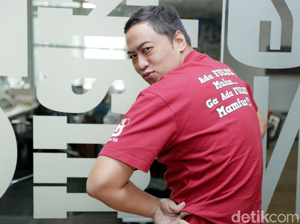 Quick Question Challenge Bareng Pandji Pragiwaksono