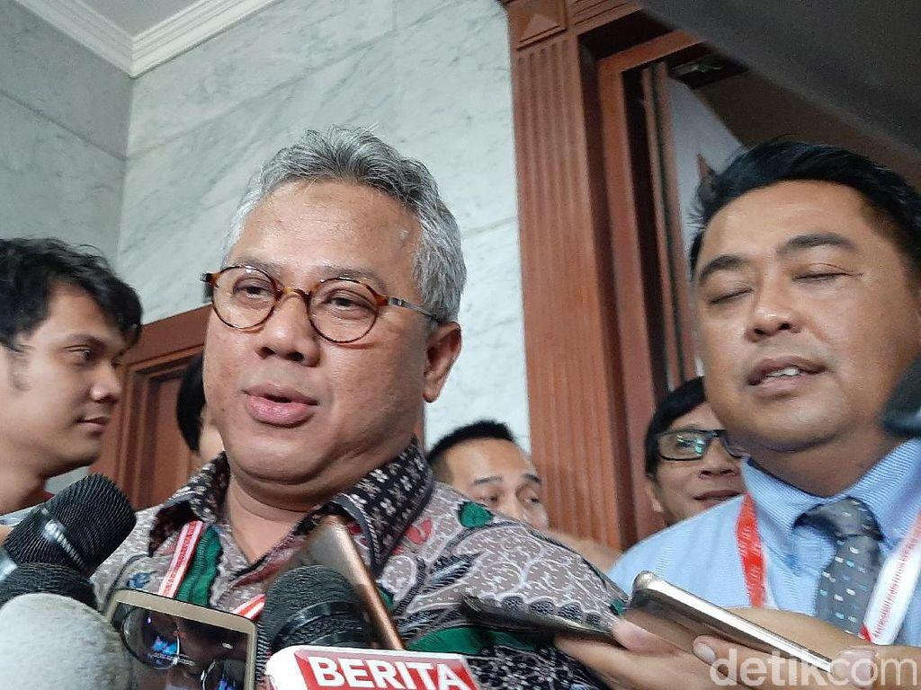 MK Tolak Gugatan Prabowo, KPU Langsung Gelar Rapat Pleno