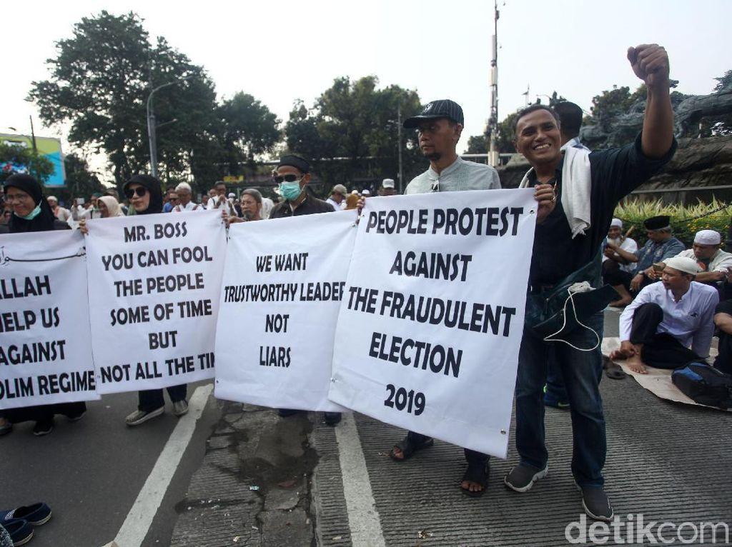 Soal Aksi Kawal Sidang MK, TKN: Massa Tak Peduli Imbauan Prabowo
