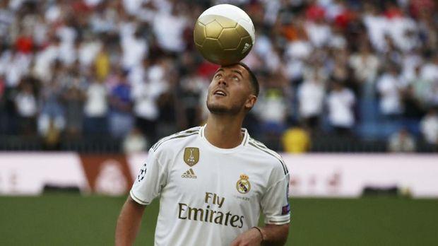 Ramos Buat <a href='https://uzone.id/tag/hazard' alt='Hazard' title='Hazard'>Hazard</a> Minder Ambil Penalti di Madrid
