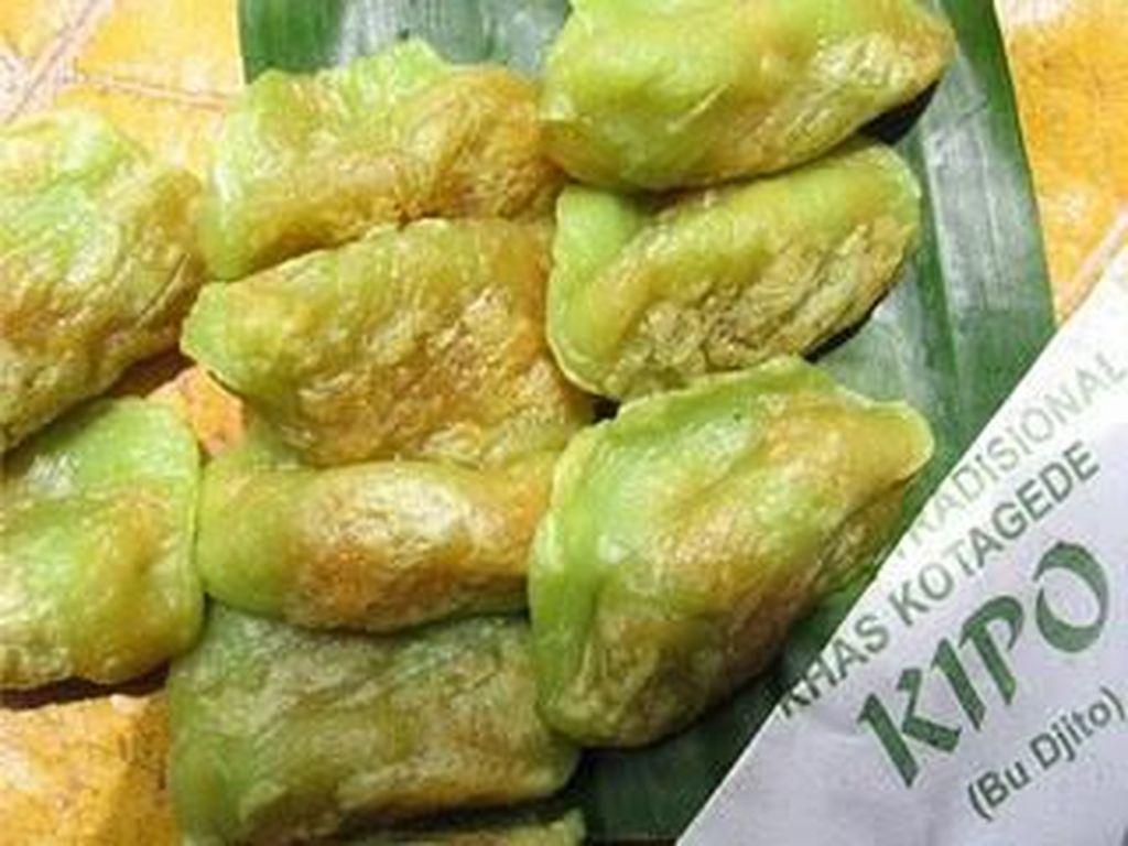 Ini Geblek dan Kipo, Makanan Unik yang Wajib Dicicip Kalau ke Jogja