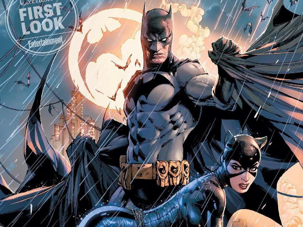 So Sweet... Batman dan Catwoman Balik Lagi Reunian di Komik Terbaru
