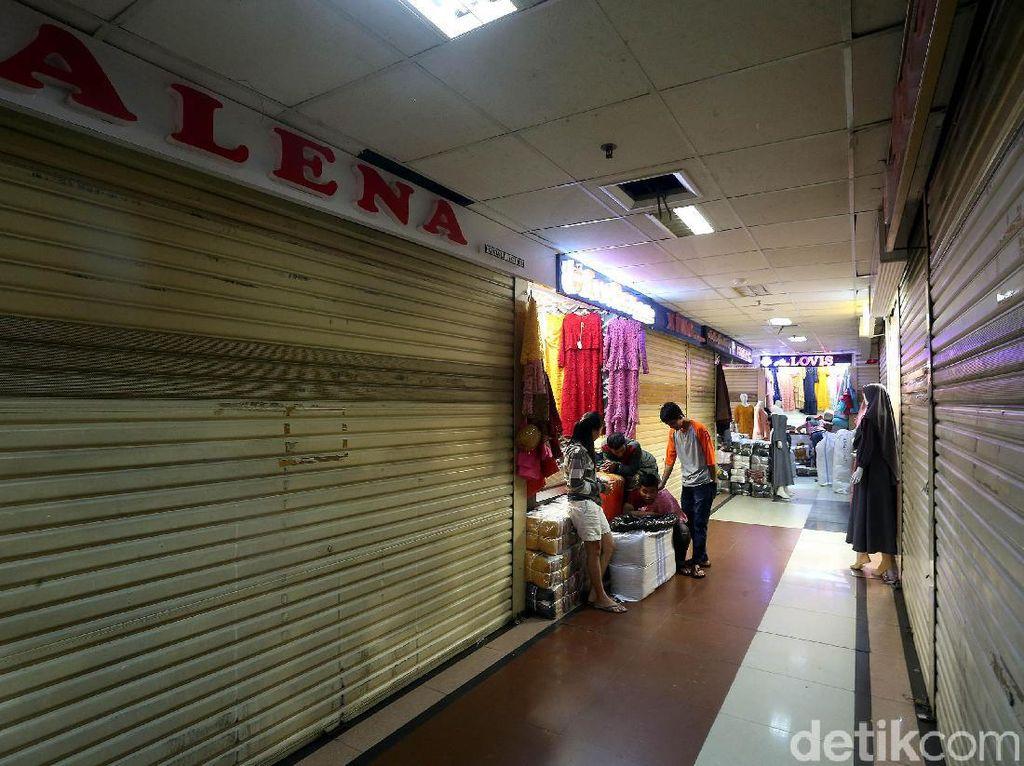 Pengusaha Tekstil: Di Pasar Tanah Abang Banyak yang Tidak Beroperasi