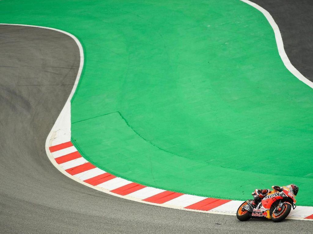 Marquez Kuasai FP1 MotoGP Catalunya