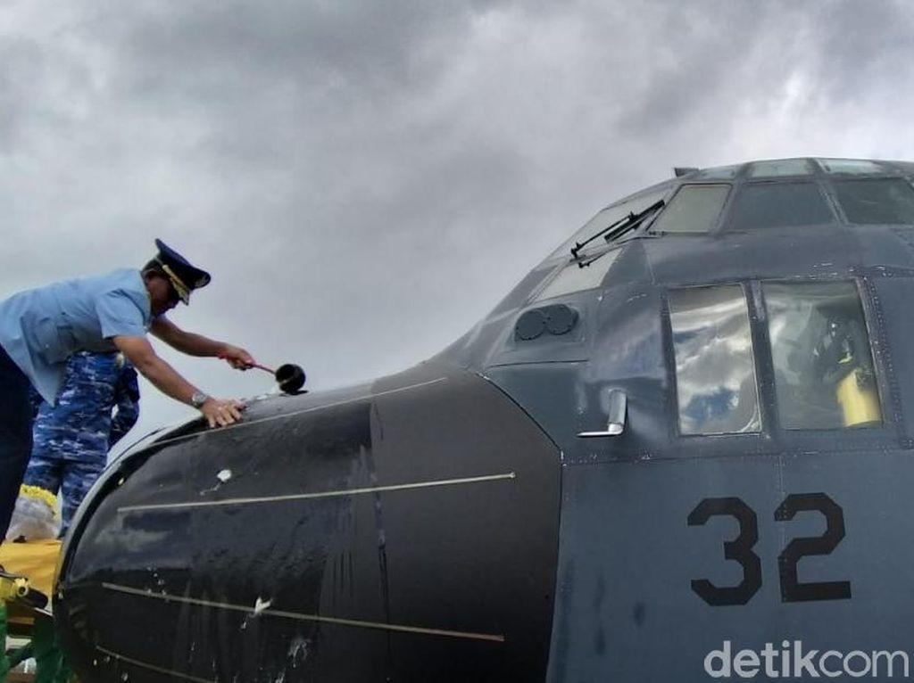 KSAU Resmikan 2 Skadron Baru di Wilayah Timur Indonesia