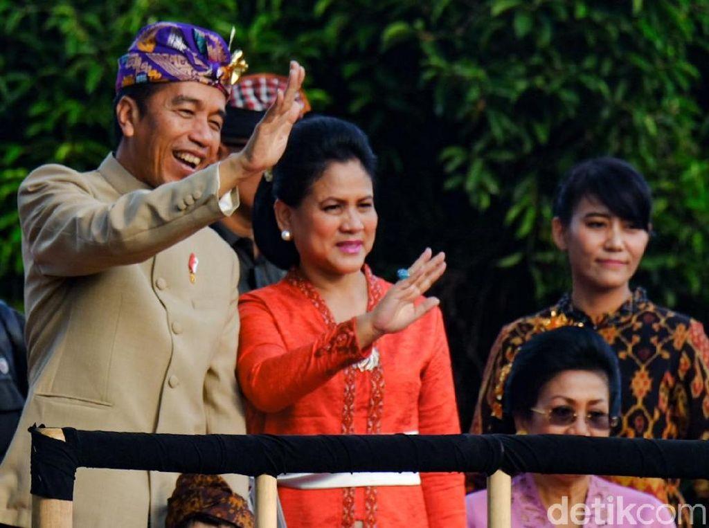 Ucapan Selamat Ulang Tahun untuk Jokowi dari Sederet Artis