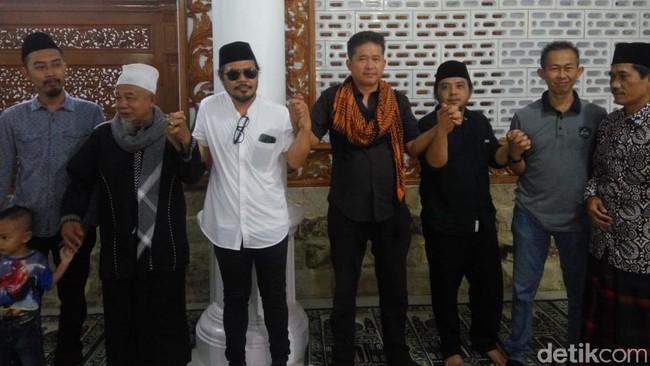 Vokalis Jamrud Krisyanto Maju Jadi Calon Independen Bupati Pandeglang 2020
