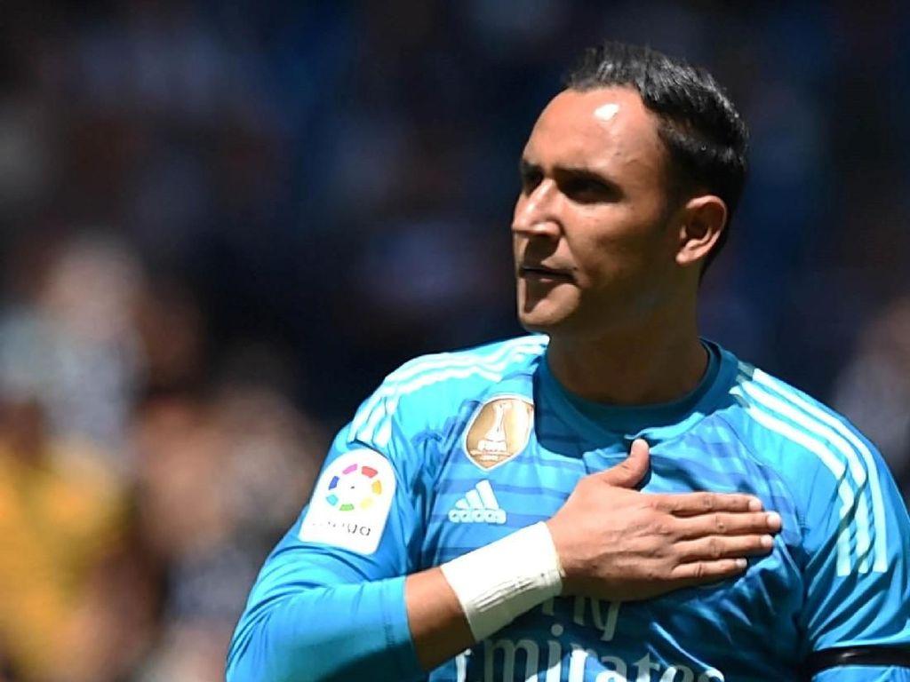 Kenyang Gelar di Real Madrid, Keylor Navas Jemput Tantangan Baru di PSG