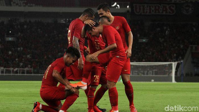 Indonesia akan tampil di Kualifikasi Piala Dunia 2022. (Foto: Rifkianto Nugroho)