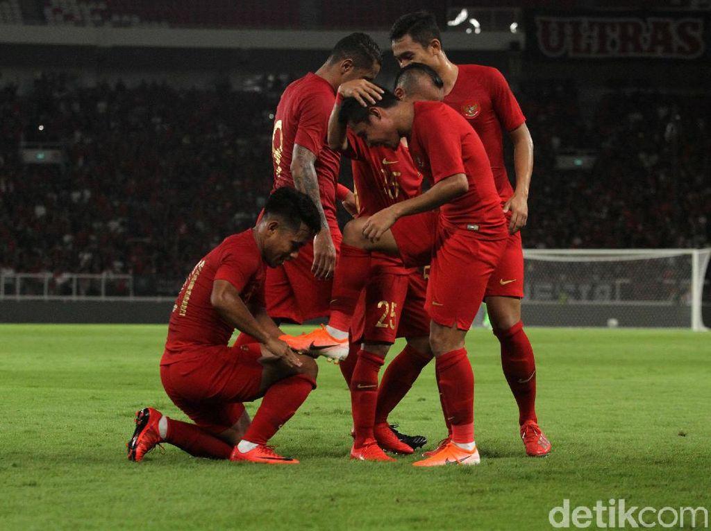 Indonesia Harus Main di Papua Saat Kualifikasi Piala Dunia 2022