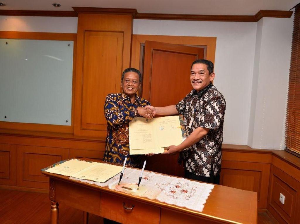 Kemendes PDTT-Pemkab Pacitan Barter Tanah untuk Bangun Pelabuhan
