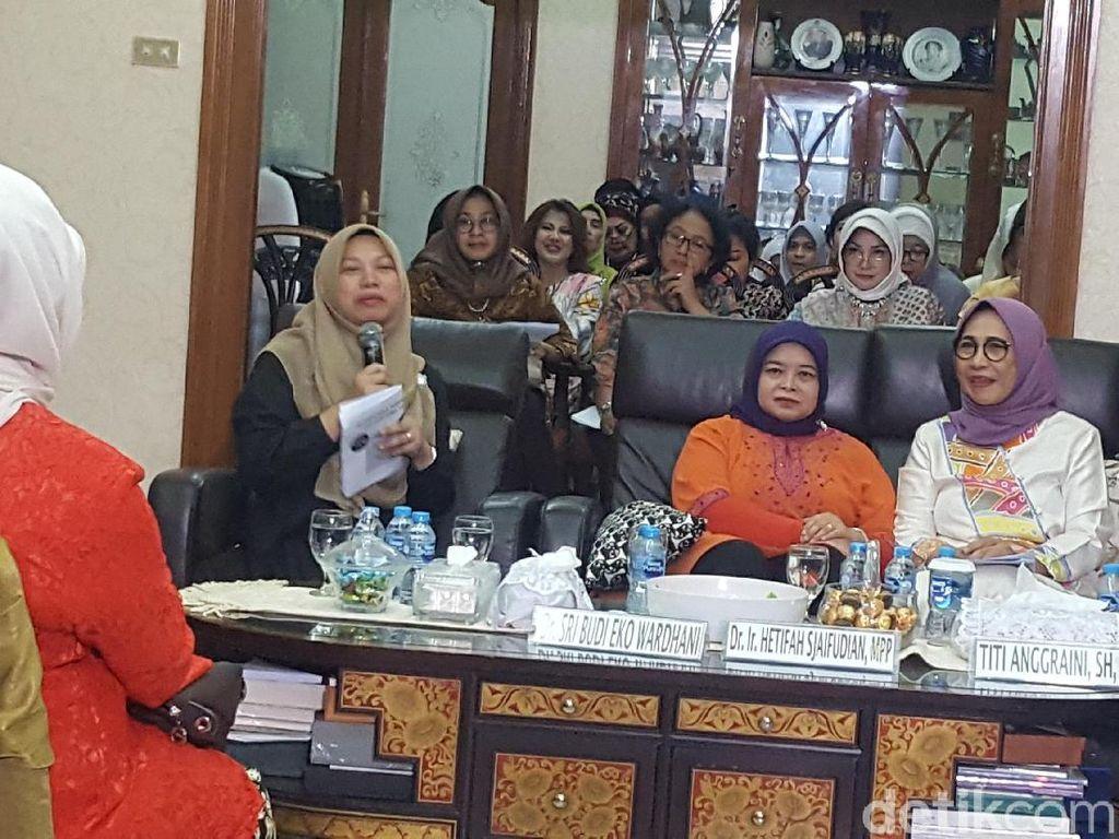 Keterwakilan Perempuan di Parlemen Dinilai Masih Memprihatinkan