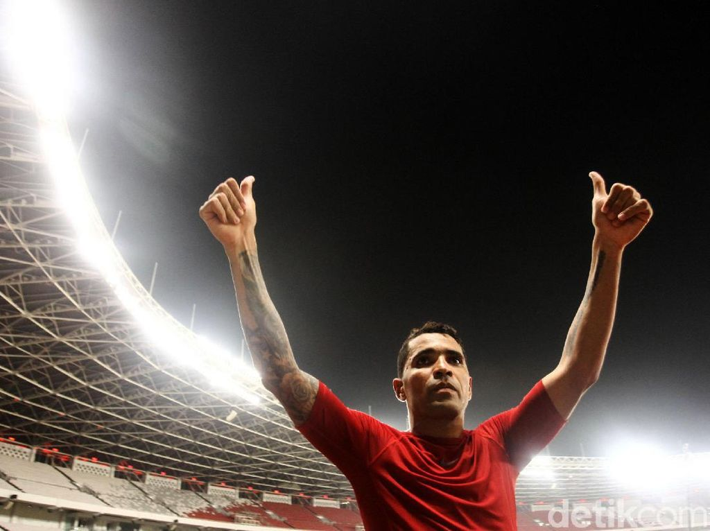 Alberto Goncalves Tinggalkan Madura United ke Sriwijaya FC?