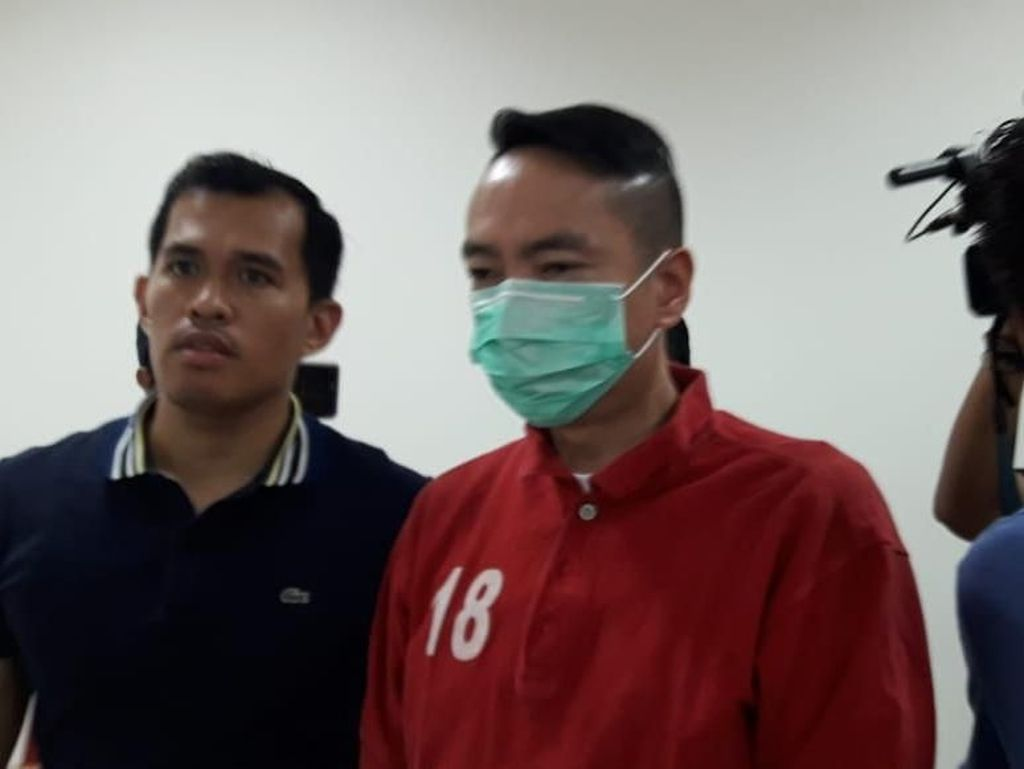 Todong Senpi di Jalanan, Andy Wibowo Jadi Tersangka dan Ditahan