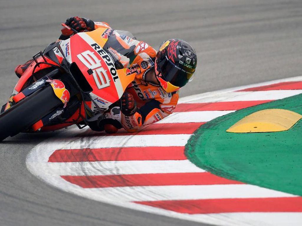 Lorenzo Tak Pernah Punya Rencana Cabut dari Honda