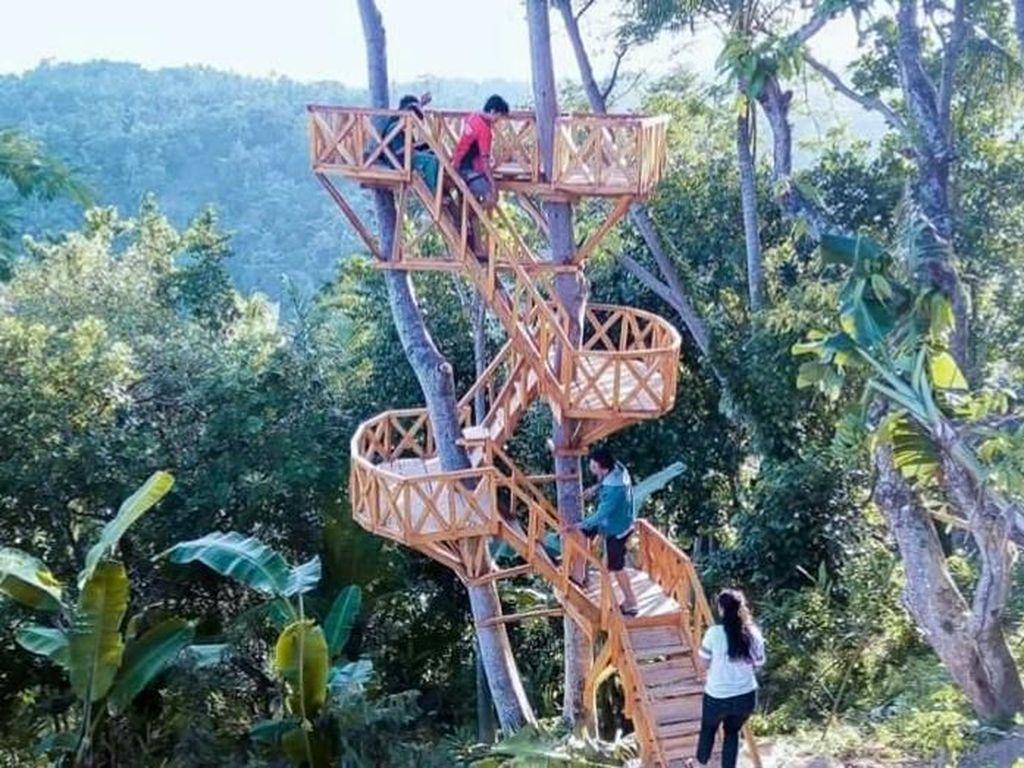 Foto: Bukit Instagramable di Lombok Barat untuk Liburan Sekolah