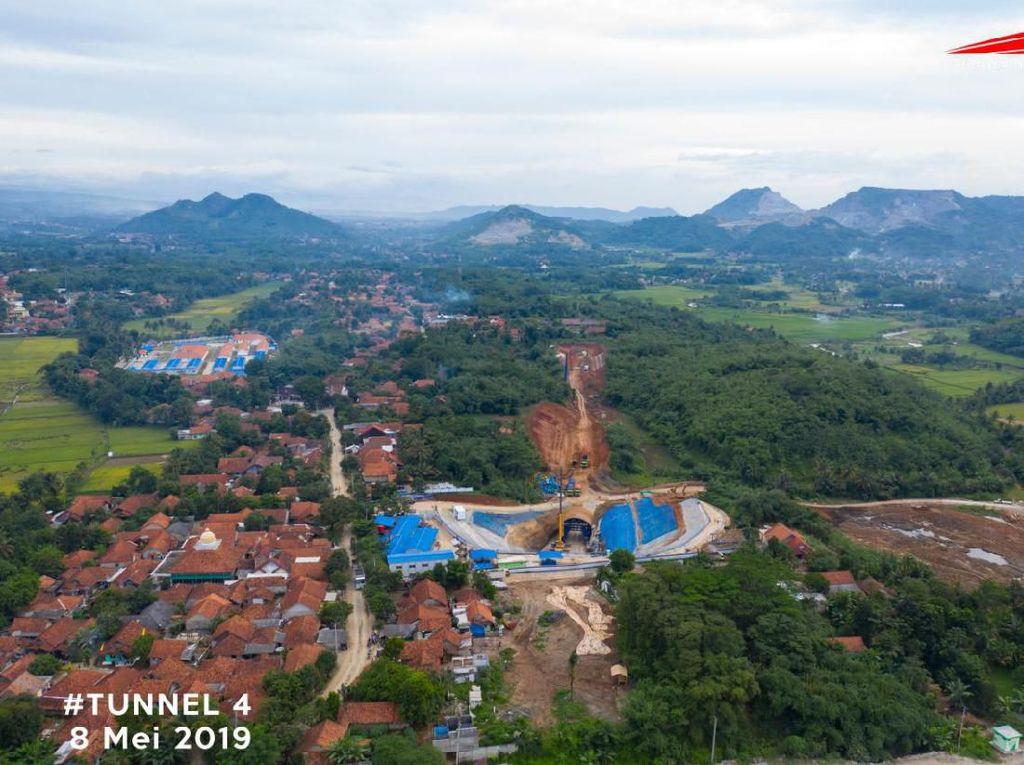 Tak Berizin di Bandung Barat, Begini Progres Kereta Cepat