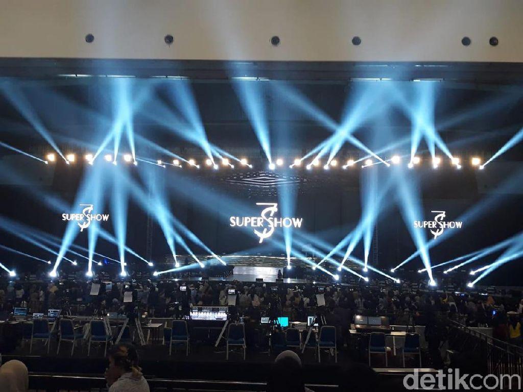 Berikan Penampilan Spesial, Ryeowook Suju Nyanyikan Lagu Bebi Romeo