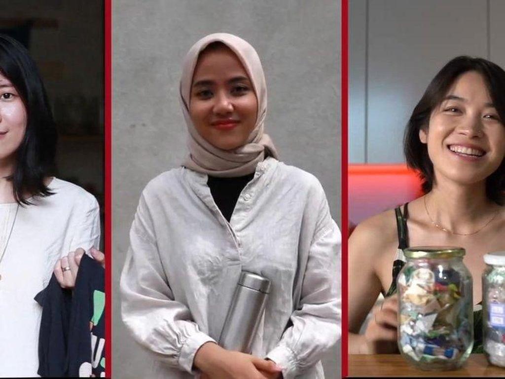 Perempuan Indonesia, China dan Vietnam di Balik Gerakan Tanpa Sampah