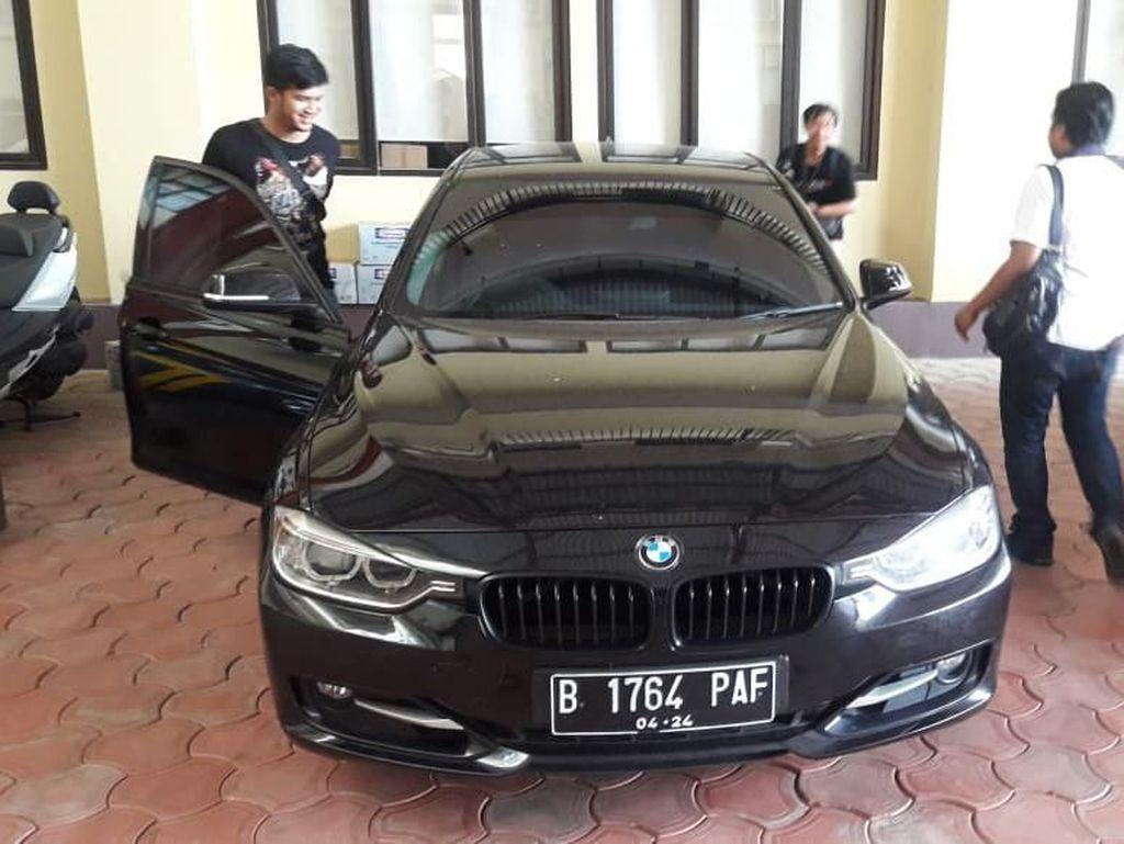 Polisi: Pemobil Koboi di Jalan Alaydrus Direktur Perusahaan Pengadaan UPS