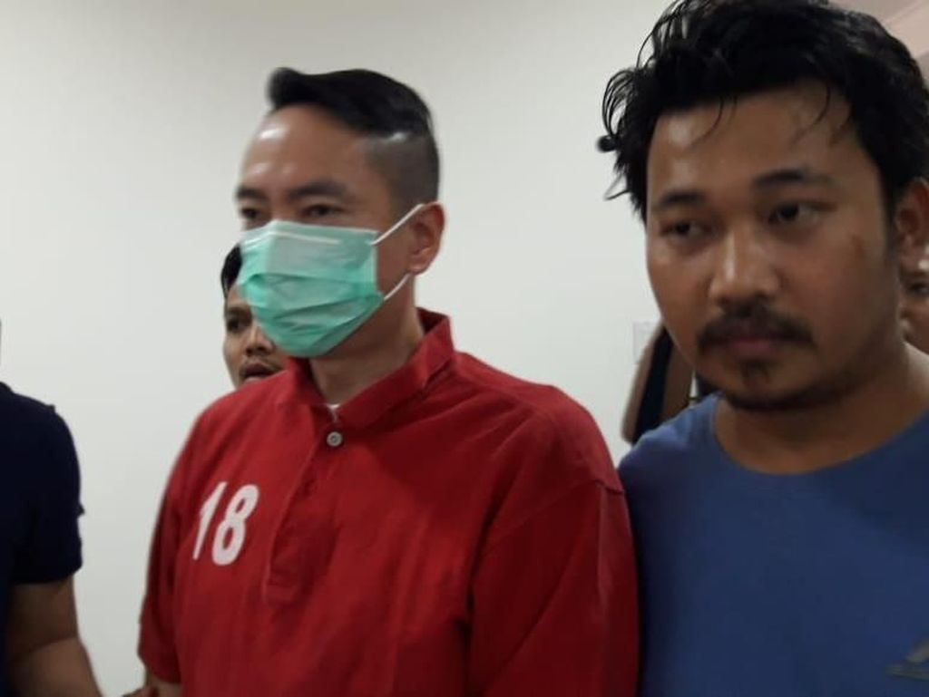 Andy Wibowo Pemobil Koboi di Jalan Alaydrus Minta Maaf dan Ngaku Salah