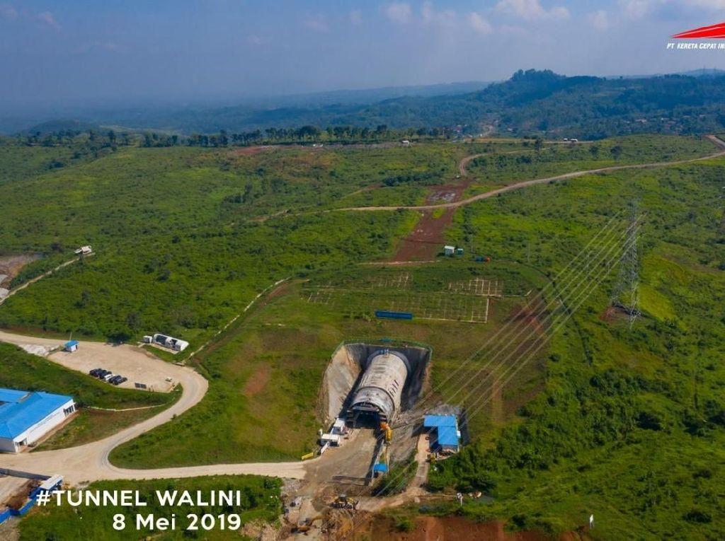 Proyeknya Tak Berizin, KCIC Temui Bupati Bandung Pekan Depan
