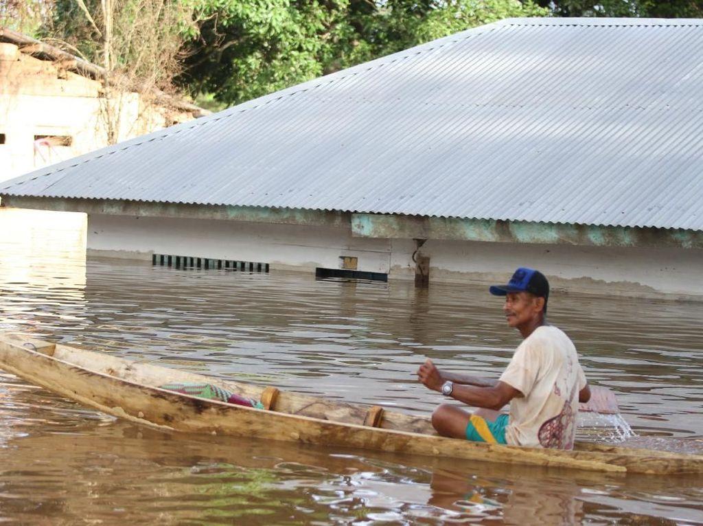 3 Minggu Usai Banjir Sultra, Distribusi BBM-LPG Normal Lagi