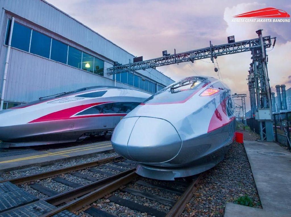 Naik Kereta Cepat bakal Bisa Lanjut Pakai LRT ke Kota Bandung